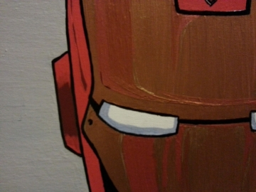 Iron Man page 1