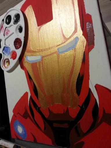 Iron Man page 4