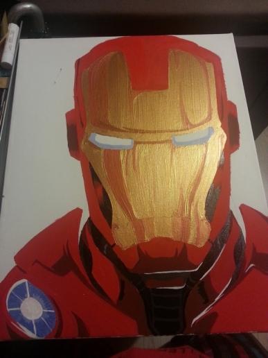 Iron Man page 5