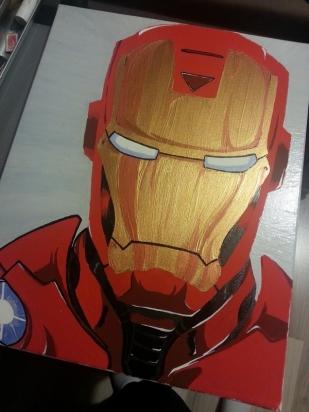 Iron Man page 6