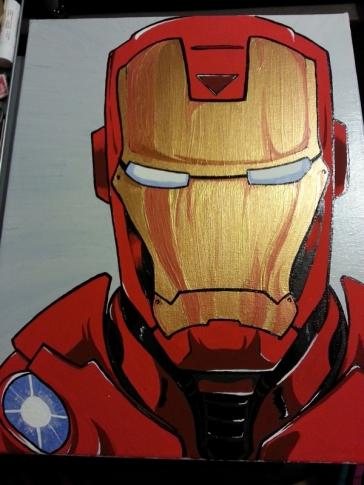 Iron Man page 7