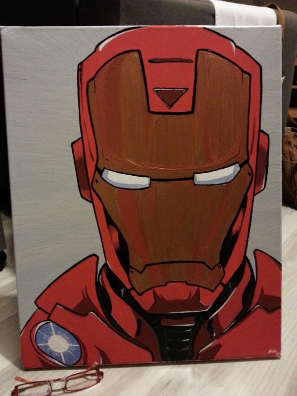 Iron Man page 8