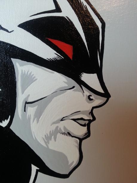 Batman pano close-up 1