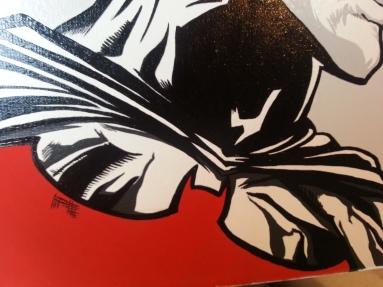 Batman pano close-up 3