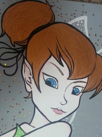 Clochette - Gisèle close-up 6