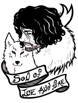 Jon Snow 01