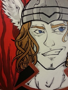 Thor close-up 1