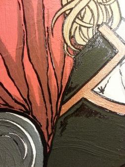 Thor close-up 4