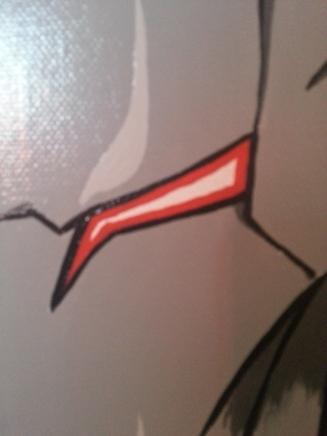 War Machine close-up 1